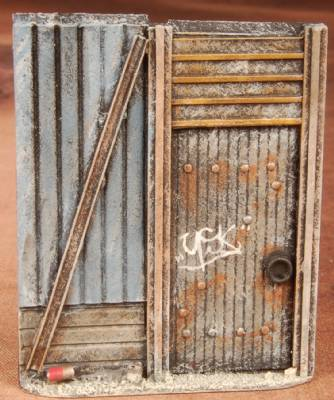 Shanty Wall Door